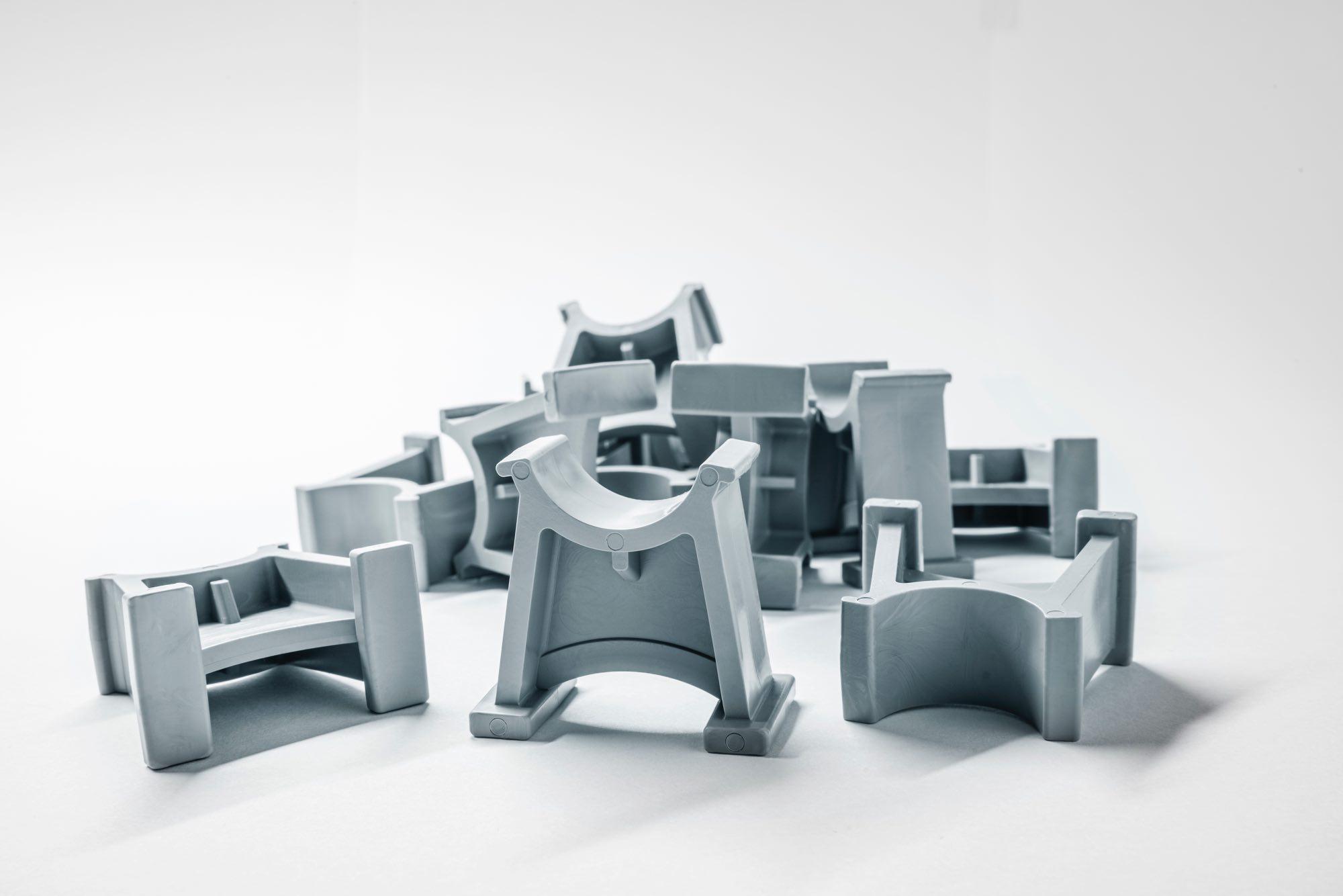 Műanyag betonacél távtartó - Med-Plast 2000 Kft.